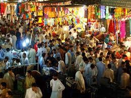 The Raja Bazaar In Near Mughal Sarai Rawalpindi, Address, Timings