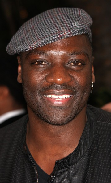 Adewale Akinnuoye Agbaje Movie List Height Age Family