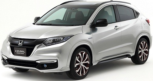 Honda Vezel G 2018 Price in Pakistan, Review, Features ...