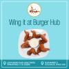 Burger Hub Tasty Wings