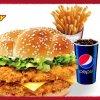KFC Mighty Zinger