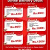 Kababjees Nazimabad Divine Delivery Deal
