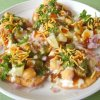 Aloo Papri Chaat Recipe Complete Preparation Method