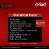 Lal Qila Breakfast Deals