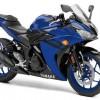 Yamaha YZF R3 Dark Blue