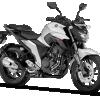 Yamaha FZ25 - Offwhite