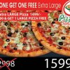 Pizza Tonight Deal