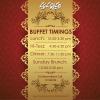 Lal Qila Buffet Timings
