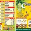 Pizza Pizzaz Menu Card 2