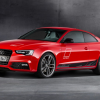 Audi A5 2016 Red
