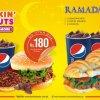 Dunkin Donuts Iftar Offer