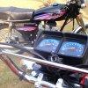 Unique 125cc Bike Meter