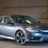 Honda Civic 1.5L Turbo 2016 Grey