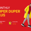 Jazz Monthly Super Duper Plus Offer