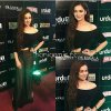 Gorgeous Hania Amir in Black Gown