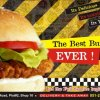 Food Garage Tasty Burger