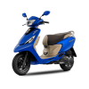 VS Scooty Zest 110-blue