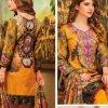 Neelam Muneer in Brown Dress