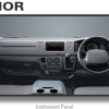 Toyota HiAce 2.7 COMMUTER STD Interior