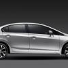 Honda Civic 1.8L Oriel 2016 Silver