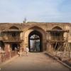 Mughal -Caravanserai Gor Khatri 1