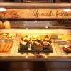 Cinnabon Bakery Items