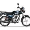 Bajaj CT 100-Black-Blue
