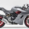 Ducati SuperSport - silver