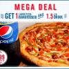 Domino's pizza deal 15