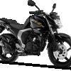 Yamaha FZ V2.0 FI - Black