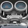 Royal Enfield Thunderbird 500 speedometer