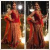 Stunning Hajra Yamin in Bridal Dress
