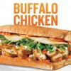 Quiznos Sub Buffalo Chicken