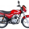 Bajaj CT 100-Black-Red