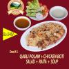 Al Kabab Qabli Pulao