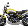 Ducati Scrambler 1100 - yellow