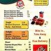 Biryani Express Menu Card 2