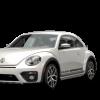 Volkswagen Beetle Dune - WHITE