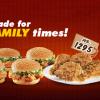KFC Family Fastival