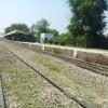 Mianwali Railway Station Tracks
