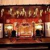 Des Pardes Saidpur Village wedding stage