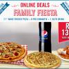 Domino's pizza deal 1