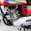 United US 125 Euro II Side engine