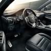 Lexus NX - Front view