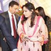 Asma Chaudhry On Channels Birthday