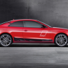 Audi A5 2016 Side View