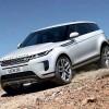 Land Rover Range Rover Evoque - Car Price