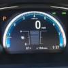 Honda Civic 1.5L Turbo 2016 Meter