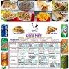 Dana Pani Foods Menu Card 1