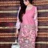 Cute Quratulain Arif in Pink Dress